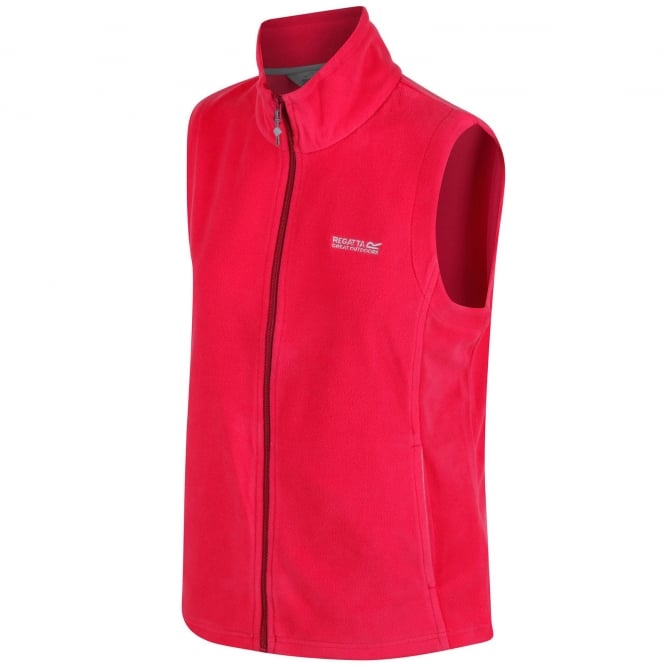 Regatta Ladies Sweetness II Bodywarmer Blush