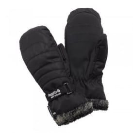 Ladies X-ert Mountain Mitts Black