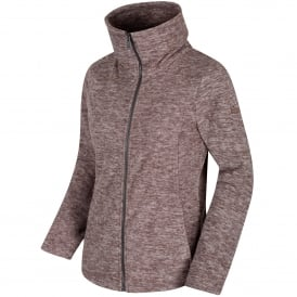 Ladies Zalina Fleece Coconut