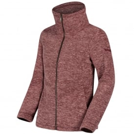 Ladies Zalina Fleece Fig