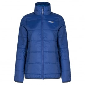 Ladies Zyber Jacket Prussian