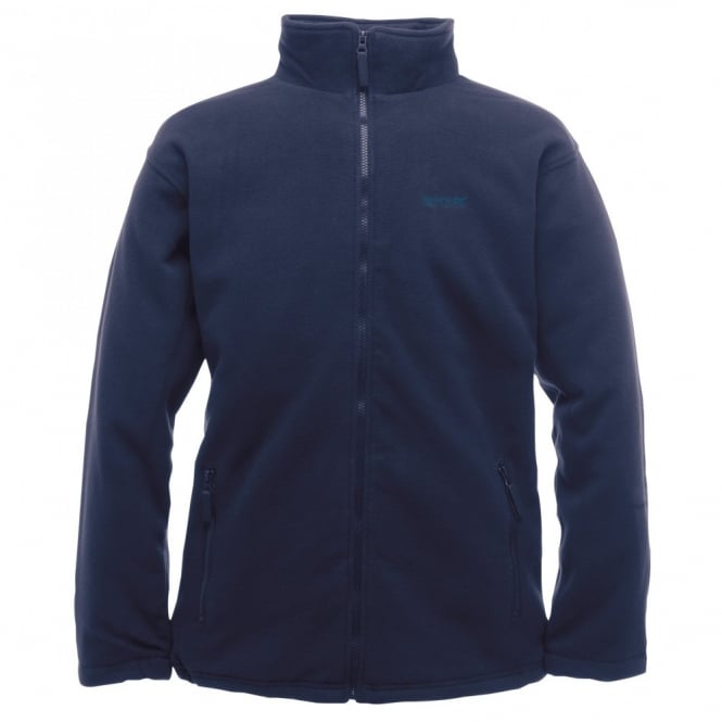 Regatta Mens Alfred Fleece Jacket Navy - Mens from Great Outdoors UK