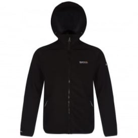Mens Arec Softshell Jacket Black