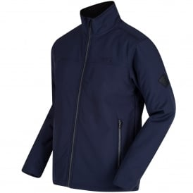 Mens Castiel Softshell Navy