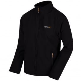 Mens Cera III Softshell Jacket Black/Black