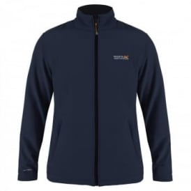 Mens Cera III Softshell Jacket Navy/Navy
