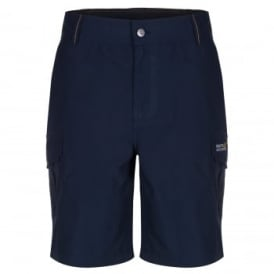 Mens Delph Shorts Navy