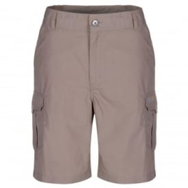 Mens Delph Shorts Nutmeg Cream