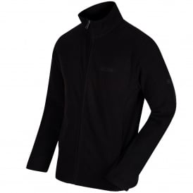 Mens Eddard Fleece Black