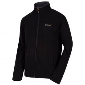 Mens Fairview Fleece Jacket Black
