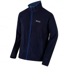 Mens Fairview Fleece Jacket Navy/Denim