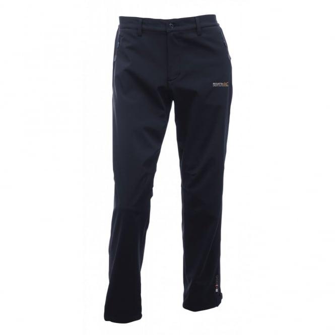 Mens Geo Softshell II Trousers Black
