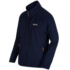 Mens Hedman II Fleece Navy