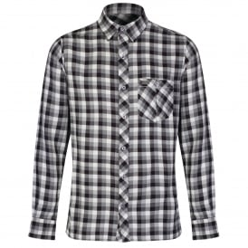 Mens Lazka Shirt Graphite