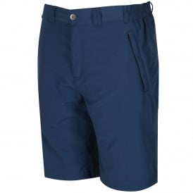 Mens Leesville Shorts Denim