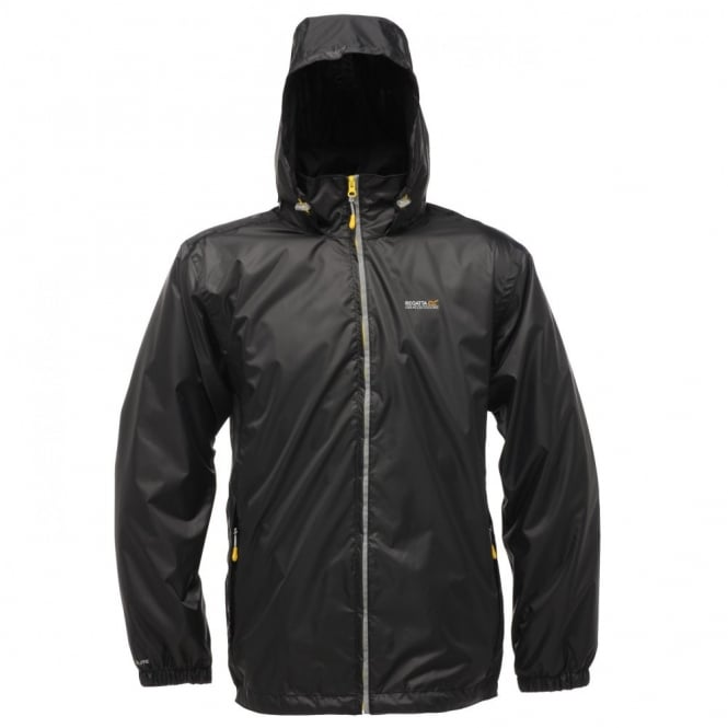 Regatta Mens Lyle Jacket Black *