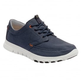 Mens Marine Shoe Navy