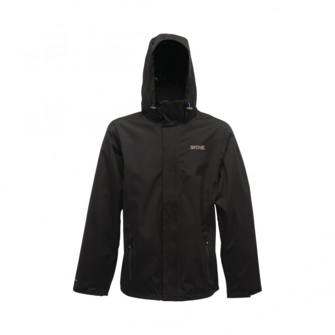 Regatta Mens Matt Jacket Black