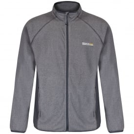 Mens Mons II Fleece Light Steel
