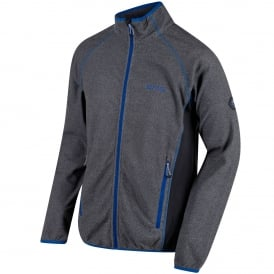 Mens Mons III Fleece Light Steel
