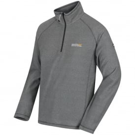 Mens Montes Fleece Light Steel