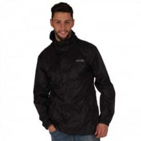 Mens Pack It II Jacket Black