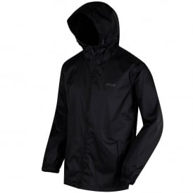 Mens Pack It III Jacket Black