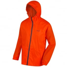 Mens Pack It III Jacket Magma