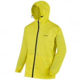 Mens Pack It III Jacket Neon Spring