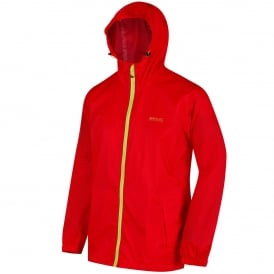 Mens Pack It III Jacket Pepper