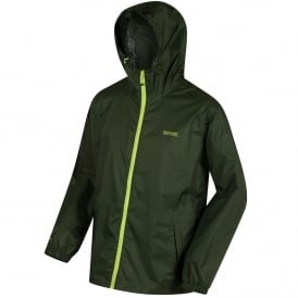 Mens Pack It III Jacket Racing Green