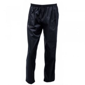 Mens Pack It Overtrousers Black