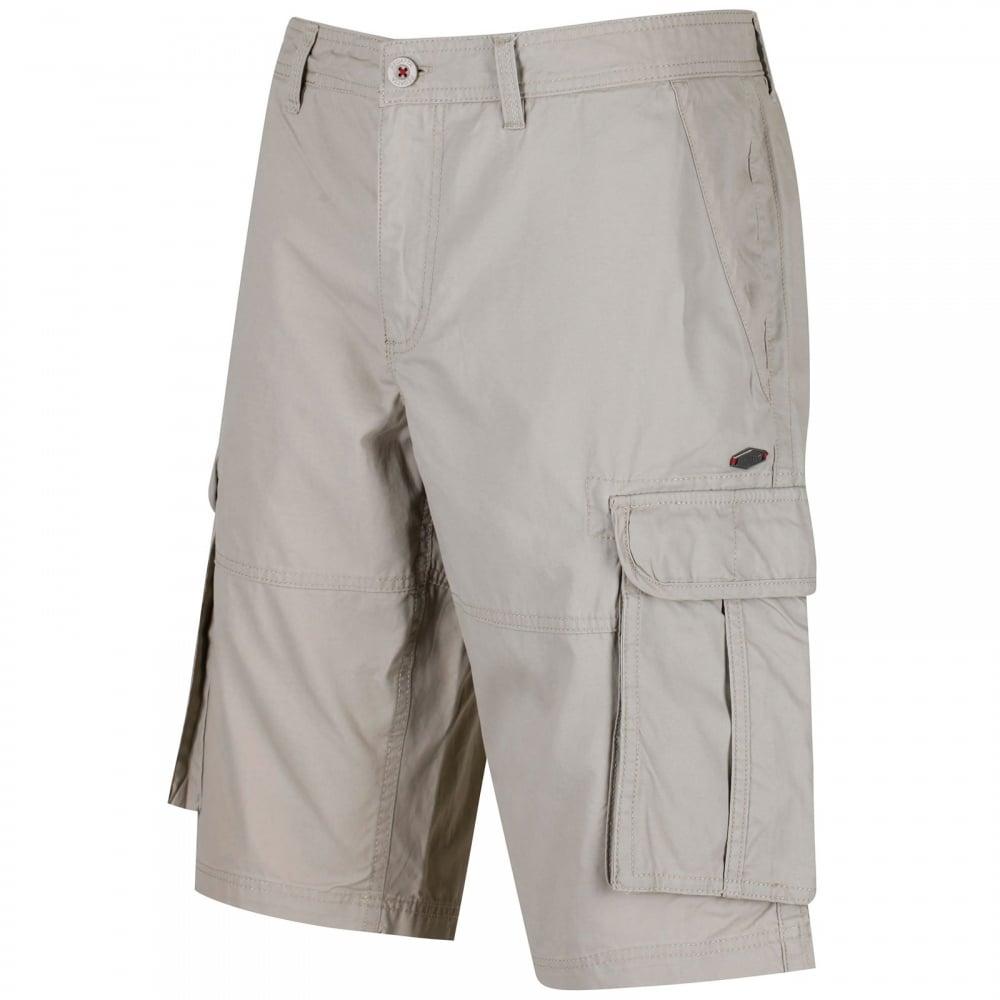 1a90429722 Regatta Mens Shoreway II Short Parchment - Mens from Great Outdoors UK