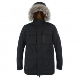 Mens Skysail Parka Black