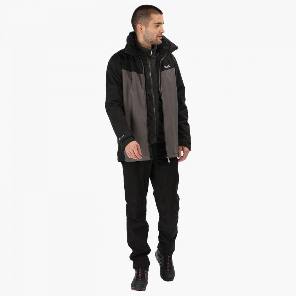 complete range of articles wide range hot-selling official Mens Telmar III Jacket Black