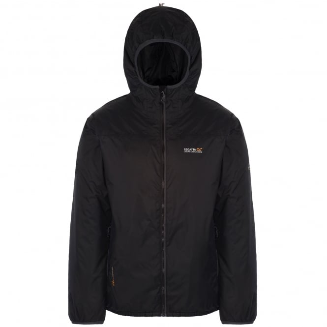 Regatta Mens Tuscan Jacket Black