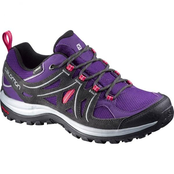 Salomon Ladies Walking Shoes Uk