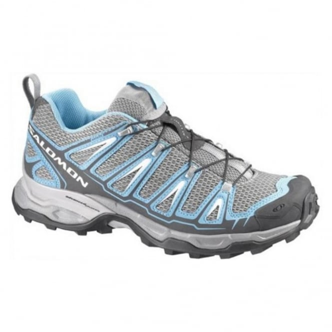 best sneakers 13b13 3dd8c Salomon Ladies X Ultra Shoe Pewter/Asphalt