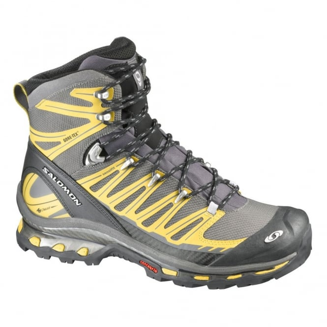 meilleur service 774ab 72542 Mens Cosmic 4D 2 Gtx Boot Autobahn/Lemon Curry