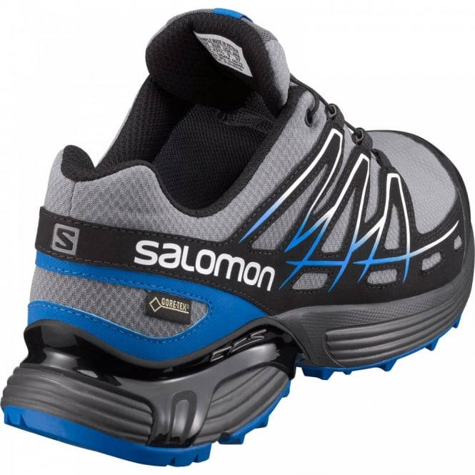 Grey Shoe Salomon Flyte Footwear Mens Great Wings Gtx Pearl From 1WpSaYq
