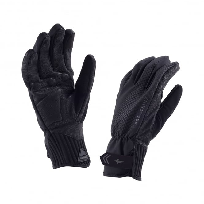 Sealskinz Mens All Weather Cycle Glove Black