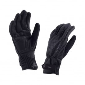 Mens All Weather Cycle Glove Black