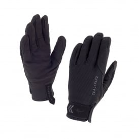 Mens DragonEye Glove Black
