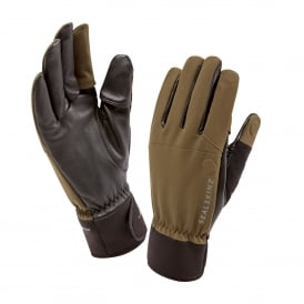 Mens Sporting Glove Olive