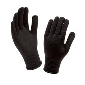 Mens Thermal Liner Glove Black