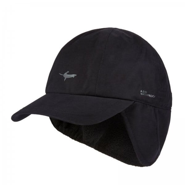 a7464e1587e Sealskinz Mens Thermal Waterproof Cap Black - Mens from Great ...