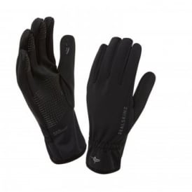 Mens Windproof Glove Black