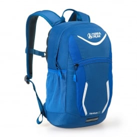 Venture 12 Rucksack Navy/Bright Blue
