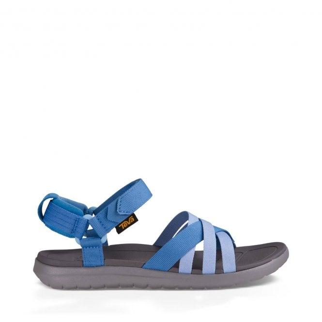 51db27f3546d Teva Ladies Sanborn Sandal Blue - Footwear from Great Outdoors UK