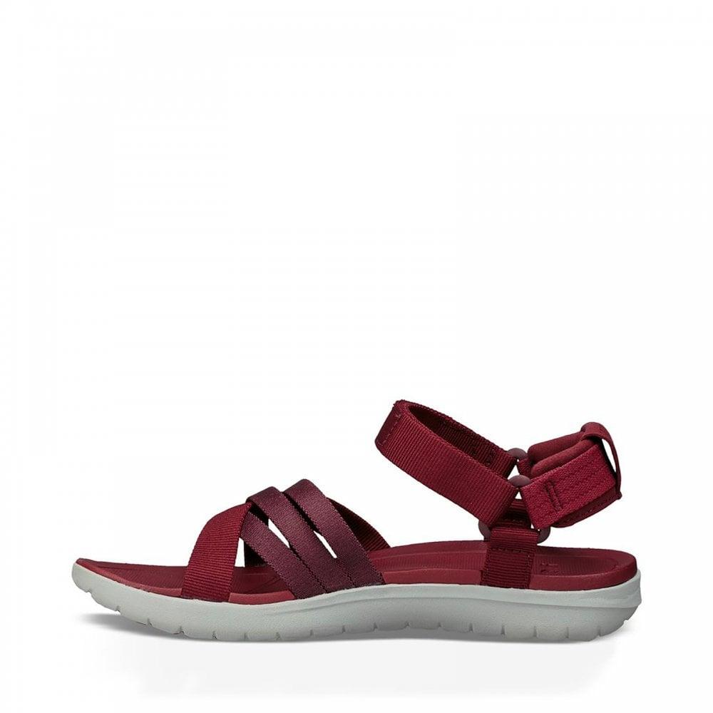 4312a50ad540 Teva Ladies Sanborn Sandal Rhubarb - Footwear from Great Outdoors UK